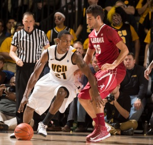 VCU has won a season-high seven straight games, all by double-digits.