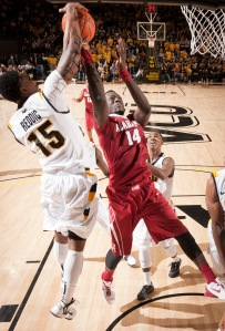VCU's win over Alabama is the first over an SEC foe during Shaka Smart's tenure.