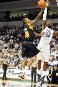 Portsmouth, Va. native Darius Theus stresses that VCU won't underestimate ODU Friday.