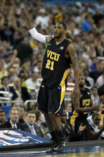 Jamie Skeen was named NCAA Southwest Regional MVP during VCU's march to the Final Four in 2011.