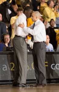 VCU Coach Shaka Smart doesn't put much stock in the Rams' entry into the USA Today Coaches Poll.