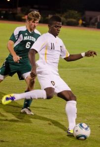 VCU's Jason Johnson has signed an MLS Generation Adidas contract and awaits Thursday's league draft.