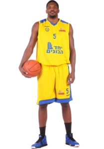 Former Ram Jamie Skeen is averaging 10.7 points per game this season for Maccabi Ashdod in Israel.