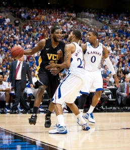 Skeen averaged 17.5 points and 6.7 rebounds per game during the 2011 NCAA Tournament to lead VCU to the Final Four.