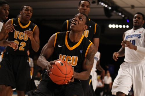 Sophomore Treveon Graham is averaging 16.1 points per game this season, including 19.0 in league play.