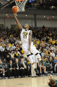 VCU will wait six days between A-10 games this week.
