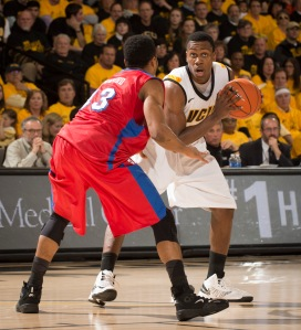 Sophomore Treveon Graham is averaging 18.5 points per game in Atlantic 10 play.