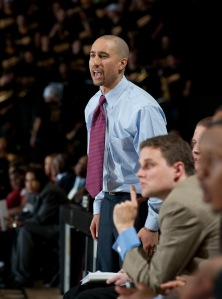 "VCU Coach Shaka Smart calls Akron's Keith Dambrot, ""my best friend in coaching."""