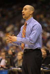 Shaka Smart is 111-37 in four seasons at VCU. He needs 26 wins to become the Rams' all-time leader.
