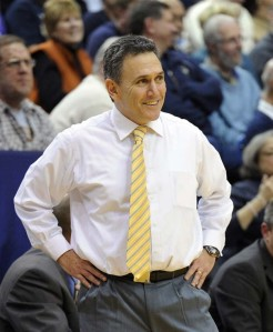 Keith Dambrot, 210-93 at Akron, is a close friend of Shaka Smart and says he regularly watches the Rams on TV.