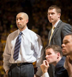 "Shaka Smart says an NCAA bid is ""nice"", but the Rams are in Brooklyn to win a championship."