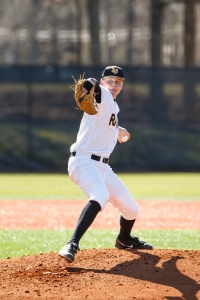 Sophomore Heath Dwyer is 6-5 with a 2.88 ERA for VCU this season.
