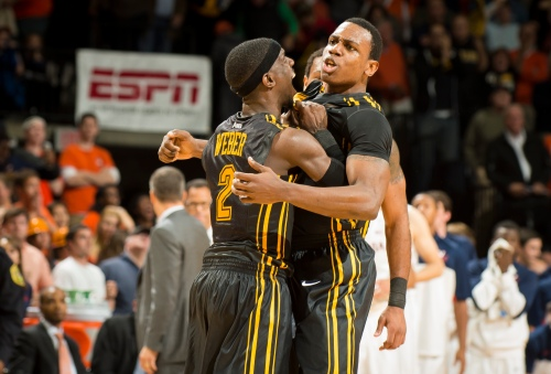 Treveon Graham hit the game-winner, as VCU wrestled a Virginia-style victory away from the Cavaliers.