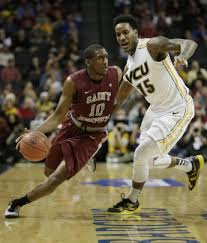 VCU fell to Saint Joseph's Sunday in the A-10 Championship Game, but the Rams are dancing anyway.