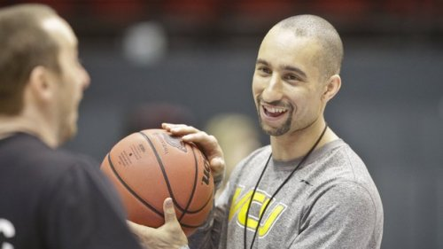 VCU Coach Shaka Smart and the Rams spent Thursday prepping for their NCAA Tournament First Round game against Stephen F. Austin.